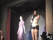 Burlesque Strip Show 024 Madame Jojos Tabu Sex Cabaret