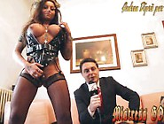Pissing Rite By Mistress Desideria Godiva Introduced By Andrea D