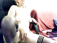 Madura Masturbating On Cam