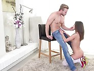 Porn 18 - Lita Phoenix Sucks As Much Of The Cock As She Can Befo