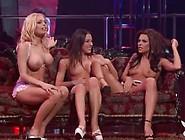 Jesse Jane Porn Star Lesbian With Big Tits Masturbating