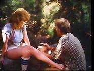 Hairy Horny Vintage Redhead Lisa Fucked In Woods