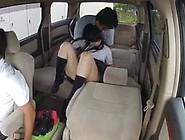 Chinese School Vagina Dolls Bonking Inside Car