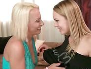 Hot Mature Blonde Loves Blue Angel