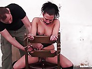 Vixen Bound Gagged Stripped Spanked And Whipped