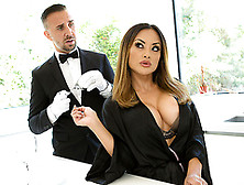 Who's Your Butler? Featuring Kaylani Lei - Brazzers Hd