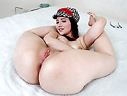 Plump Assed Lily Sincere Looks Hot While Her Butt Wiggles As She