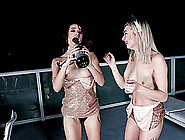 Hardcore Party Foursome With A Cum Shot For Liv Wild And Her Slu