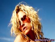 Solo Gorgeous European Blonde