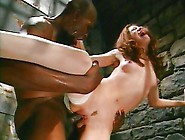 Gwen Summers Ripped Apart By Black Cock