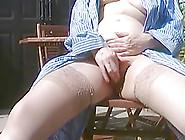 Mix Of Chubby Wife Yvonne Masturbating