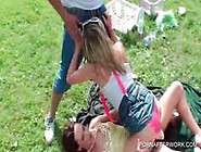 Sluts Kissing And Giving Bj At Group