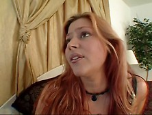 Horny Milf Eden Works It Out With The Bbc