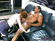 Black Giant Nails A Skinny White Teen By Agonylite