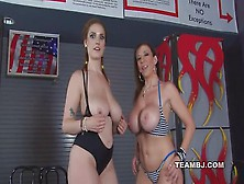 Sara Jay & Siri - Team Bj World Cup: Part 1