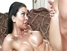 Isabella di capua fucks like a pro for the first time 2