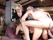 Kinky Husband And Wife Seduce A Pretty Young Babe For A Wild Thr