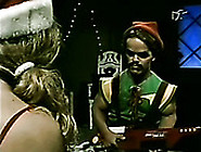 Elf Was Too Perverted That He Fucked Horny Blonde Chick In Her B