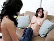 Shy Teen Naughty Gal Makes Her Gf Horny