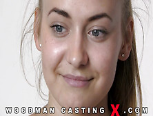 Sexy Blonde Casting For Porn