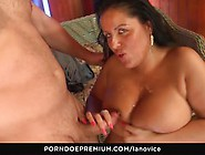 Busty Minx With Massive Tits First Fuck On Camera