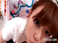 Teen Asian Sex Doll Licks And Guy's Body In Pov