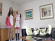 Two Girls Are Secretly Meeting Up And Making Love With Each Othe