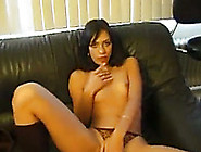 Incredible And Cute Lean Arab Bitch Masturbates For Her Bf