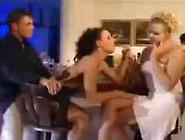 Rita Neri - Surprise Anal Fuck In French Bar