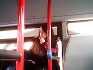 Bus Jerking She Looks