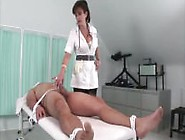 British Domina Doctors Stockings Appointment
