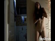 Amateur Shy Girlfriend Masturbating