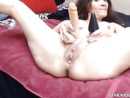 Anal Addicted Mature Julia Squirting Her Juicy Vagina