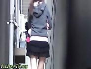 Japanese Sluts Covert Pee