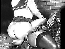Facesitting Oriental Nurses Fem Dom Artwork Grappletube