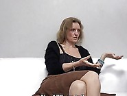 Big Tits Milf Casting With Cum On Tits