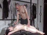 Brutal Sub Blowjobs And Rough Slave Sex Of Play Piercing Masochi
