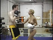 Nude Mixed Boxing