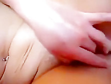 Wife Blows Cock And Masturbates With Cum On Fingers