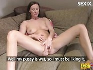 Sexix. Net - 17322-Fake Agent Uk Ep 176 Cheating Milf Shows Amazi