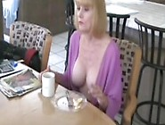 Step Mom Catches Son Staring At Her Breasts