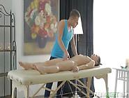 My First Massage As A Pornstar