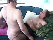 Old Big Girl Plays With Old Man Chin From 1Fuckdatecom