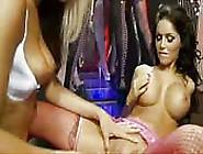 Busty Women Orgy