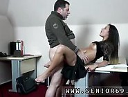 Young And Old Foursome Swap So Instead Philipe To Teach Her More