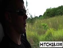 Hitchhiker Keely Jones Gets Abused