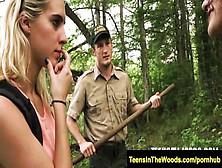 Teensinthewoods Michelle Martinez Slave