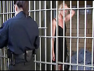 Milf's Humiliation In Jail