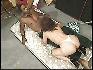Lorraine Day (Caucasian,  Brunette) & Ron Hightower (Black)