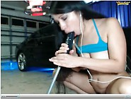 Foglove69 Dildo Ride & Bukkake